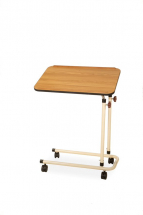 Thamesmead Overbed Table with Castors
