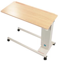 Easi Riser Overbed Table - Flat Top