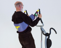 Medium Size Stander Sling With Clips