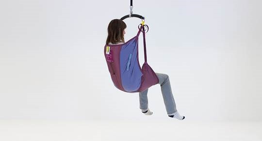 Silva Deluxe Sling - SMALL Polyester - Easy application