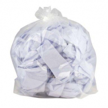 Bio-Degradable Sack - Clear 18 x 29 x 38 (BCOLN) Box 200
