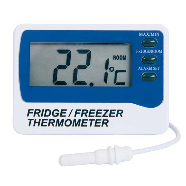 Digital Min/Max Thermometer -  pharmaceutical fridge use