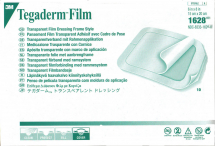 Tegaderm Film Dressing - 15cm x 20cm - Pack of 10