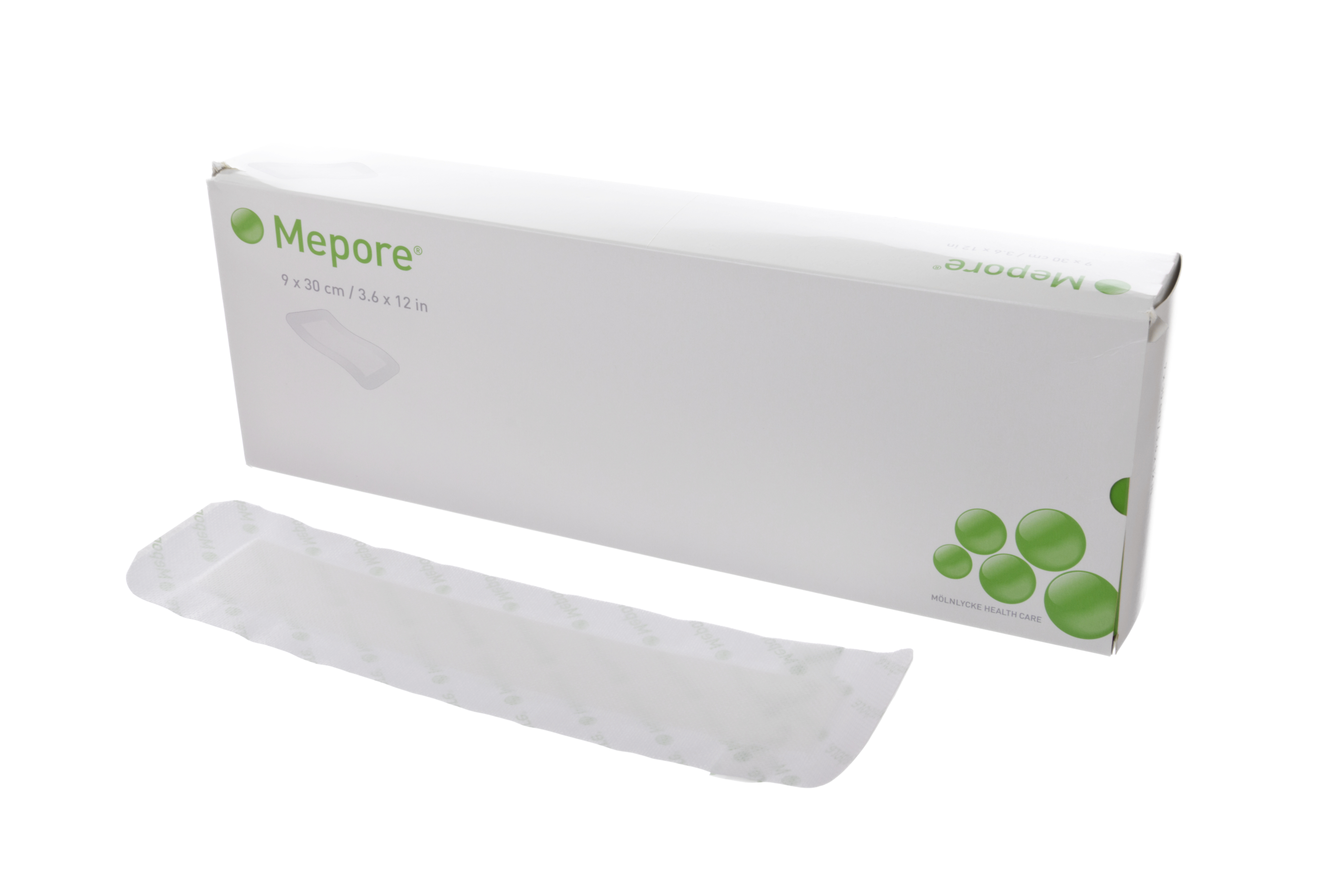 Mepore Low Exudate Dressing 9cm  x 10cm - Pack of 50