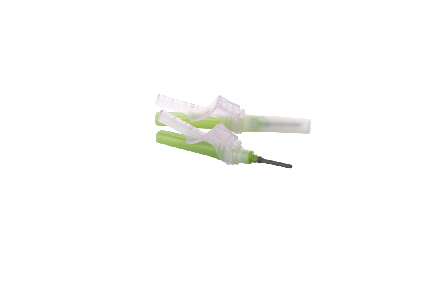 Vacutainer Eclipse Blood Collection Needle 21G Green x 48