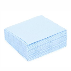 Sky Blue two Ply Napkins 33 x  33cm (2000 per case)