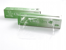 12inch Pure PVC Clingfilm 300mm x 300 Mtrs