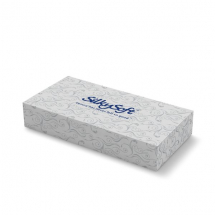 SilkySoft Luxury Facial Tissue 36 Boxes of 100 Tissues