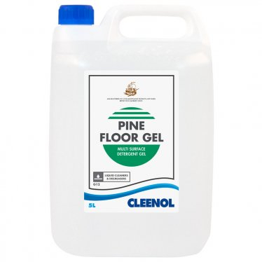 Pine Cleaning Gel Floor Cleaner - 5 Litres