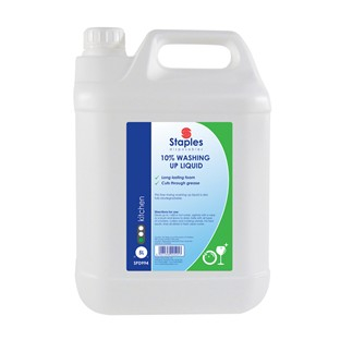 Washing Up Liquid - 10% Active - 5Ltr