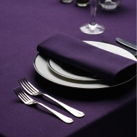 Purple Slip Cloth -Cotton Feel 36inch x 36inch (90cm x 90cm)