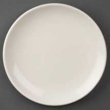 Olympia Ivory Round Coupe Plates 150mm Pack quantity: 12