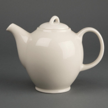 Olympia Ivory Teapots 687ml Pack Quantity: 4