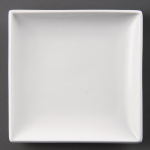 Olympia Whiteware Square Plate s 180mm