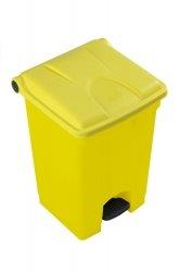 Clinical Waste Pedal Bin - 45 Litres