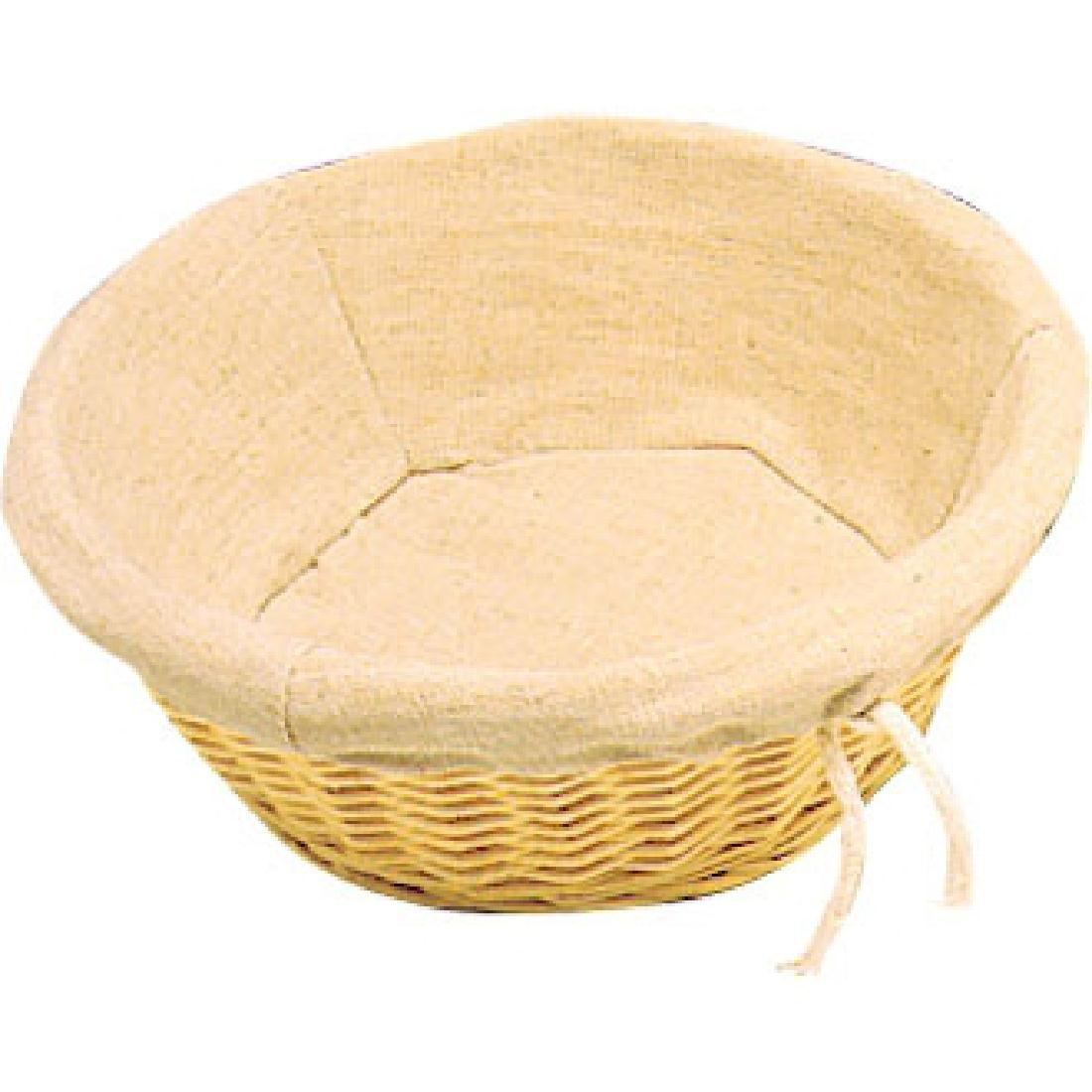 Wicker Round Basket