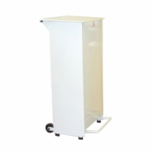 White Bodied Sack Holders - Fi ire Resistant -80 litres