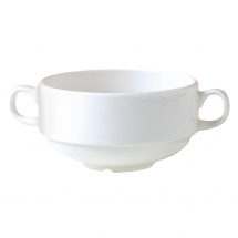Soup Cup Hdl Stkg 28.5cl 10oz