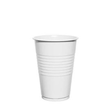 Plastic 7oz Vending Cups White - Pack of 2000