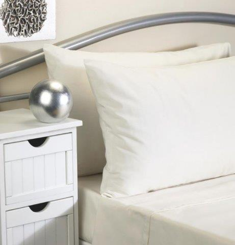 Single FR Duvet Cover Cream