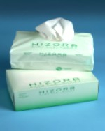 CASE Hizorb Airlaid Wipes 330 0 x 300mm 20X100wipes per Bag